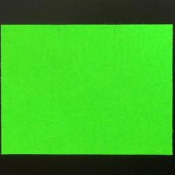 Etiket 3728 fl. groen permanent 17.500