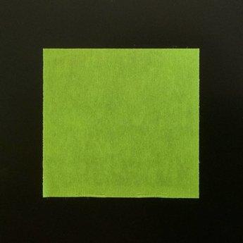 Etiket 2928 groen afneembaar, doosinhoud 30 rollen
