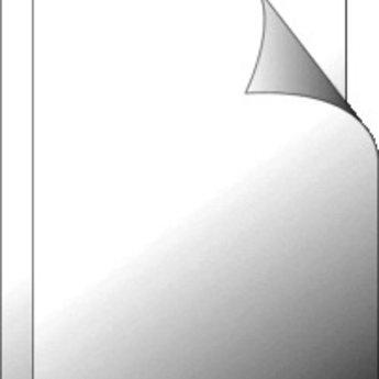 Folie 700x1000mm helder glanzend