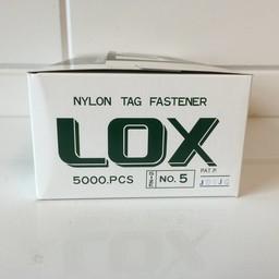 Banok Banok Lox nylon 5 inch / 125mm 5.000st