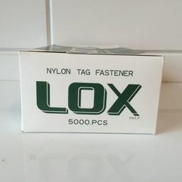 Banok Banok Lox nylon 9 inch / 225mm 5.000st