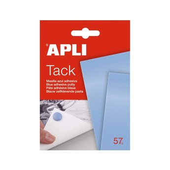 Apli APli-nr. 11703 - Apli-Tack Blue Putty 57 gram, Buddy's / Buddies / Stickies - kleven zonder sporen.