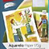 Apli Aquarello Paper 170gr -A4- 10vel