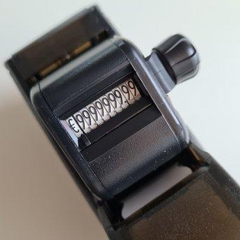 Blitz Prijstang BLITZ S10 onderste regel 5klein 5groot voor etiket 26x16 rechthoek