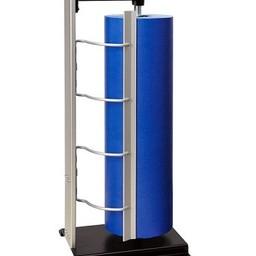 Folie afroller grijs 60cm - vertikaal