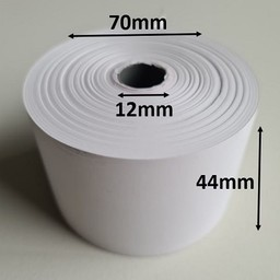 Thermorol 44x70x12 mm wit