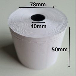 Thermorol 50x78x40 mm wit