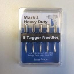 Naald S -Heavy-duty Zwits.Arrow Banok 5s
