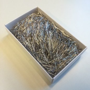 Amazona Etalagespelden blank 26mm/103 500 gram dikte 0.75mm Made in Germany