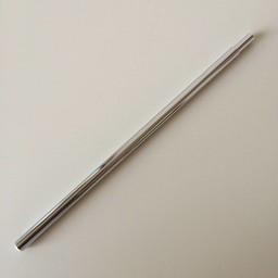 Buis chroom verstelbaar  320-620 mm