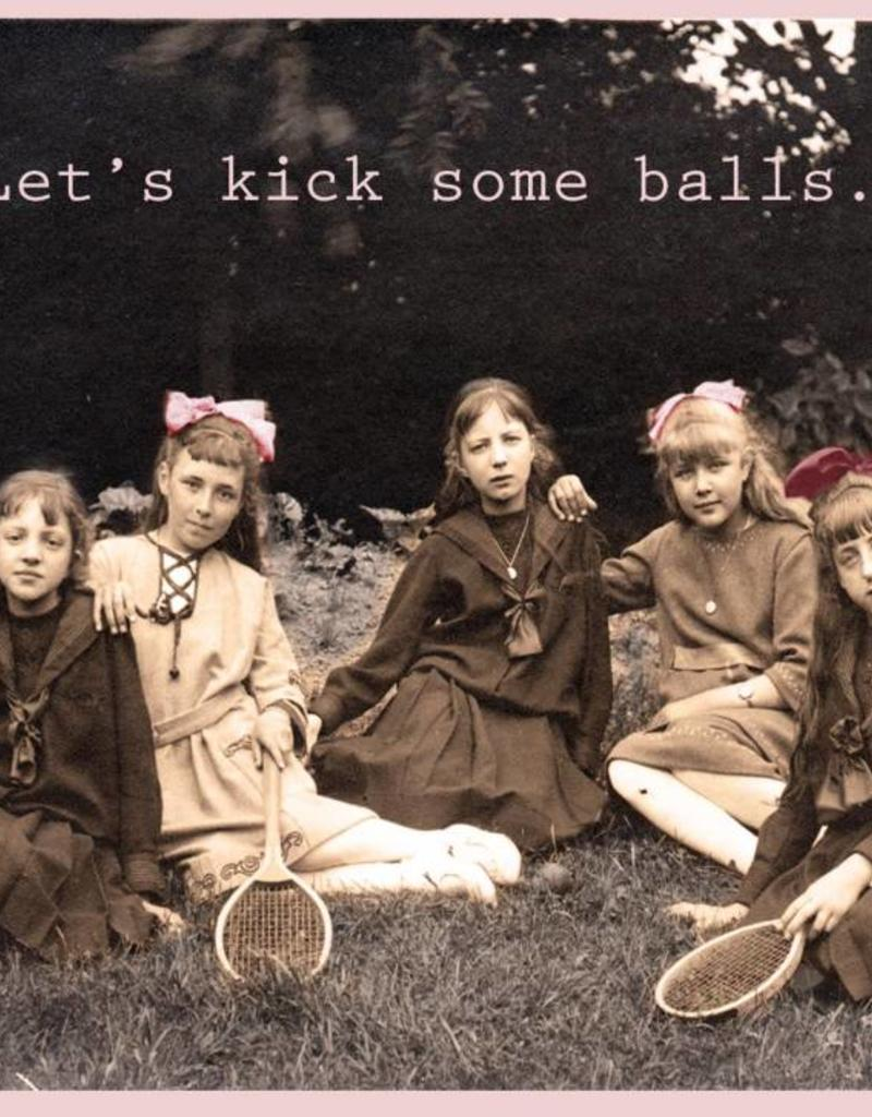 Departement Verwensingen 250 - kick some balls