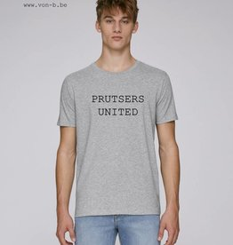 Departement Krijg de Kleren Prutsers United TS M Heather Grey