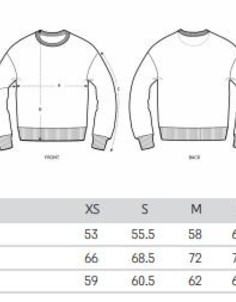 Departement Krijg de Kleren Prutsers Sweater (Man & Vrouw) - grijs