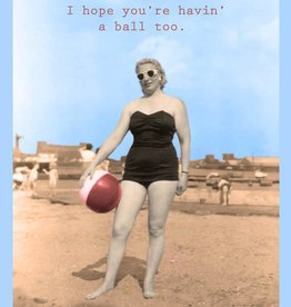 196 - Havin' a ball too