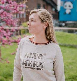 Duur Merk Duur Merk NY - Sweater vrouw Retro
