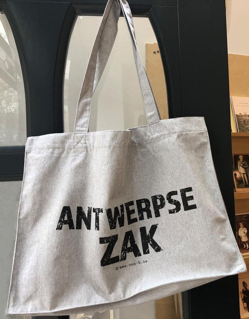 Ministerie van Unieke Zaken Antwerpse Zak Shoppingbag