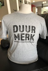 Duur Merk T-shirt Duur Merk Approved by The Ministry of Unique Affairs