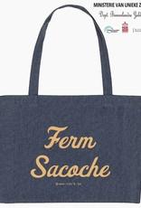 Ministerie van Unieke Zaken Ferm Sacoche Shopping Bag
