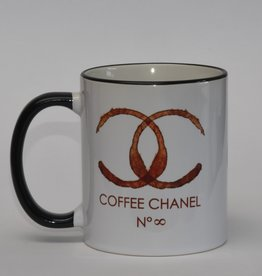 Ministerie van Unieke Zaken Mok Coffee Chanel