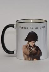 Ministerie van Unieke Zaken Mok Stress is so 1815