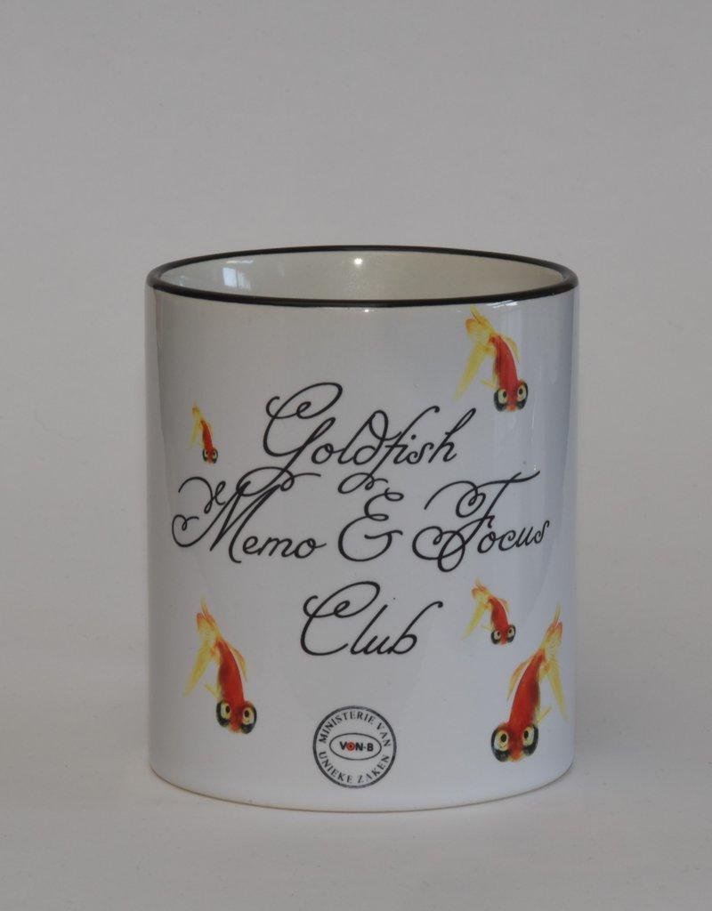 Ministerie van Unieke Zaken Goldfish Memo & Focus Club