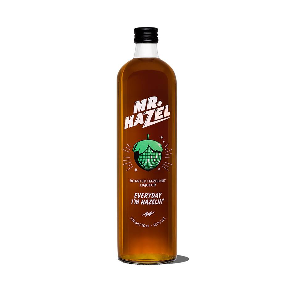 Mr. Hazel - Roasted Hazelnut Liqueur 700 ML