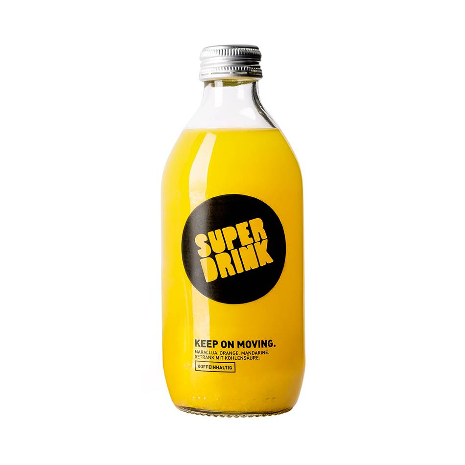 Superdrink Keep on Moving 330 ML