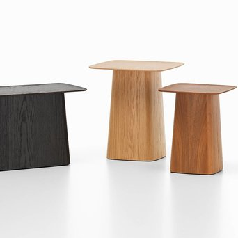 Vitra Vitra Wooden Side Tables