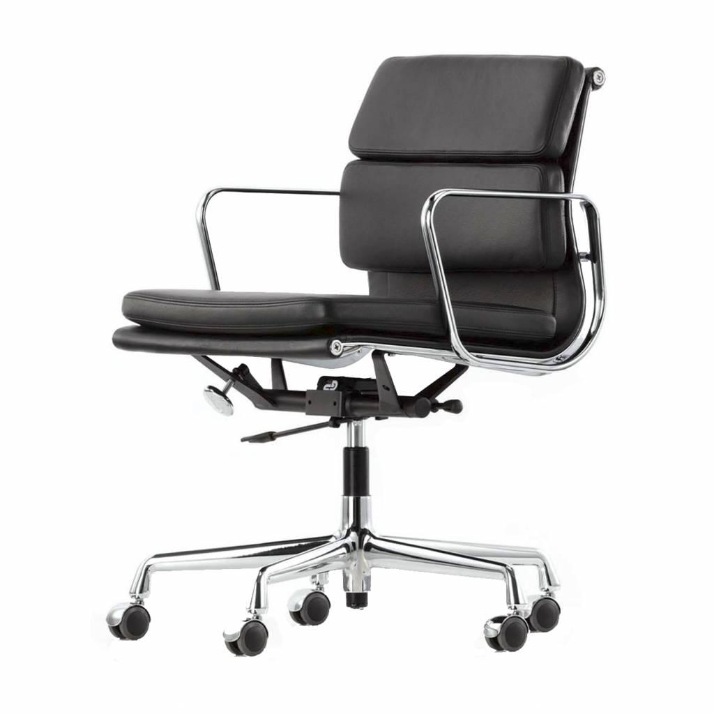 Vitra Bureaustoel Tweedehands.Vitra Soft Pad Chairs Ea 217 Ea 219 Bureaustoel