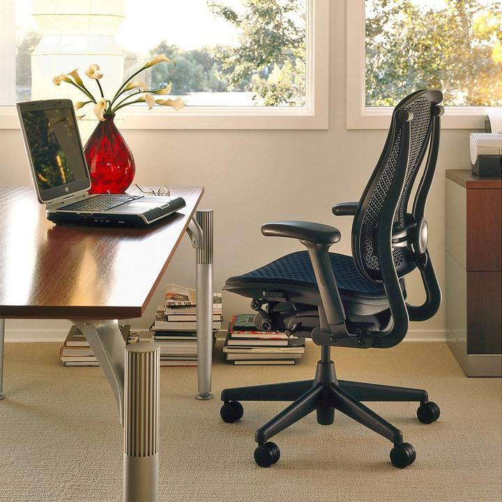 Herman Miller Celle Chair | Cellular zitting