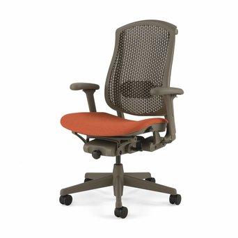 Herman Miller Herman Miller Celle Bürostuhl | Mit Sitzbezug