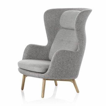 Fritz Hansen Fritz Hansen Ro | Lounge Chair