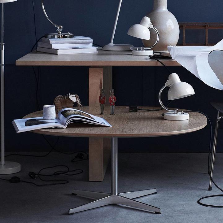 Fritz Hansen Coffee Table Series | Supercircular