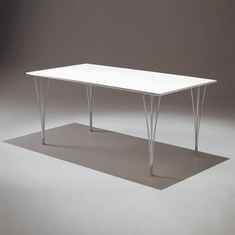 Fritz Hansen Fritz Hansen Table Series | Rectangular