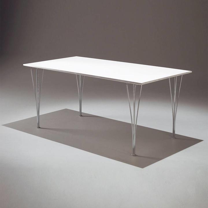 Fritz Hansen Table Series | Rectangular