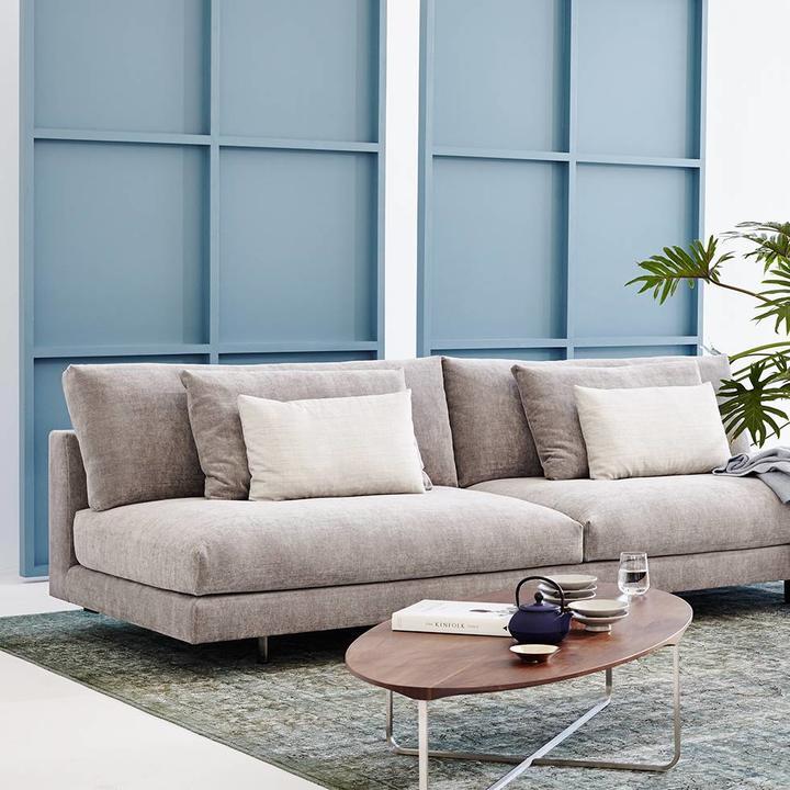 Montis Design Bank.Montis Axel Xl S Sofa 200