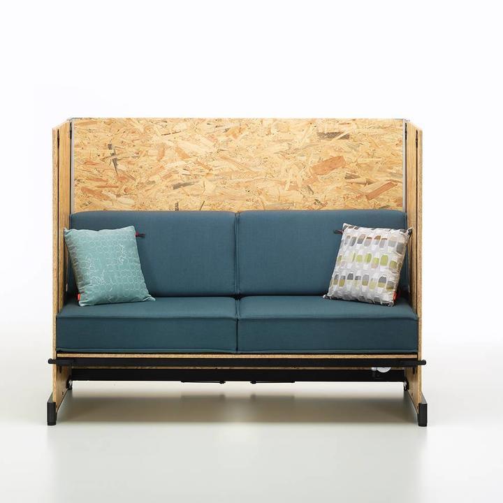 Vitra Hack Sofa Cushions Workbrands