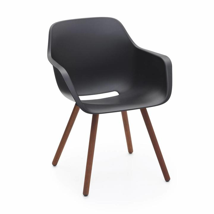 Extremis Captain's Chair | Hout