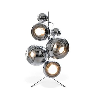 Tom Dixon Tom Dixon Mirror Ball Stand Chandelier
