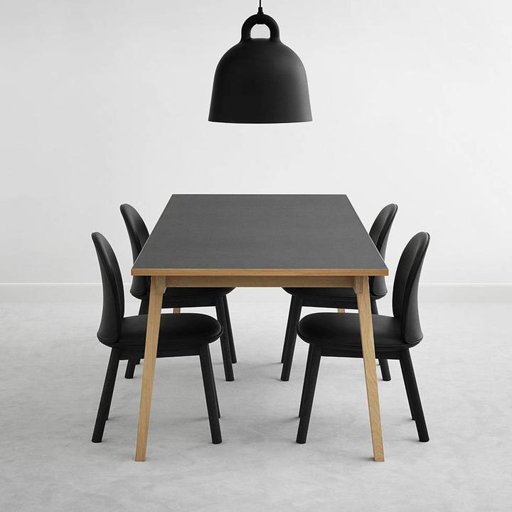 Normann Copenhagen Slice linoleum | Eettafel