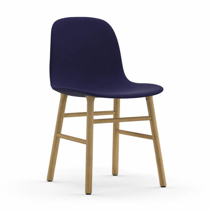 Normann Copenhagen Form Chair Wood | Völlig bezogen