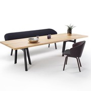 Arco Trestle Table