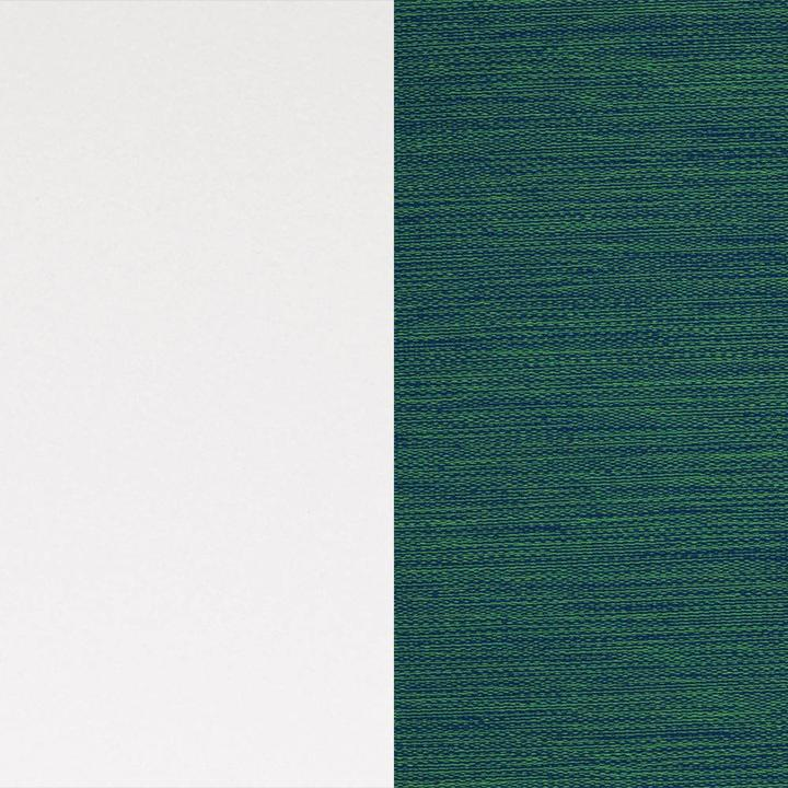 OUTLET | Arco Frame 2.0 | Wit staal | Groen / blauw balder 862