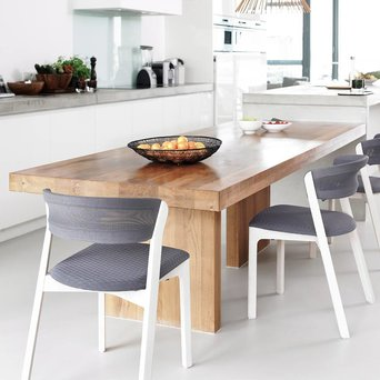Arco Arco Café Chair | Zitting bekleed