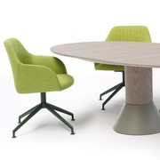 Arco Ease C / D | Conference chair