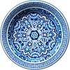 Moooi Carpets Delft Blue Plate