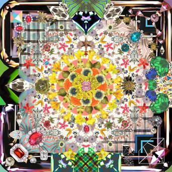 Moooi Carpets Moooi Carpets Jewels Garden