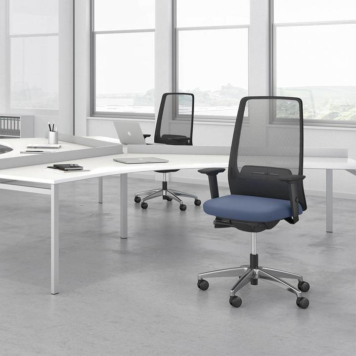 Interstuhl AIMis1 | Bureaustoel | Netbespanning