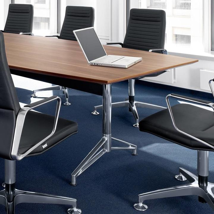 Interstuhl Fascino-2 | Conference table | Rectangular