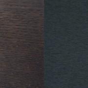 OUTLET | Arco Ease H | Bruin eiken morado | Donkerblauw sunniva 172